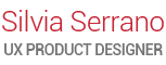 logo silvia ux designer